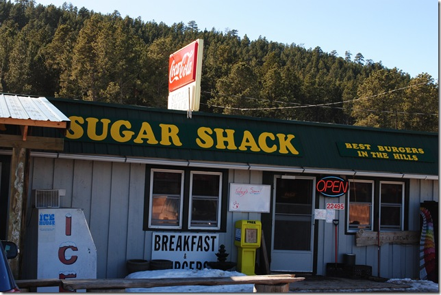 Sugar Shack, pennington county, Black Hills South Dakota