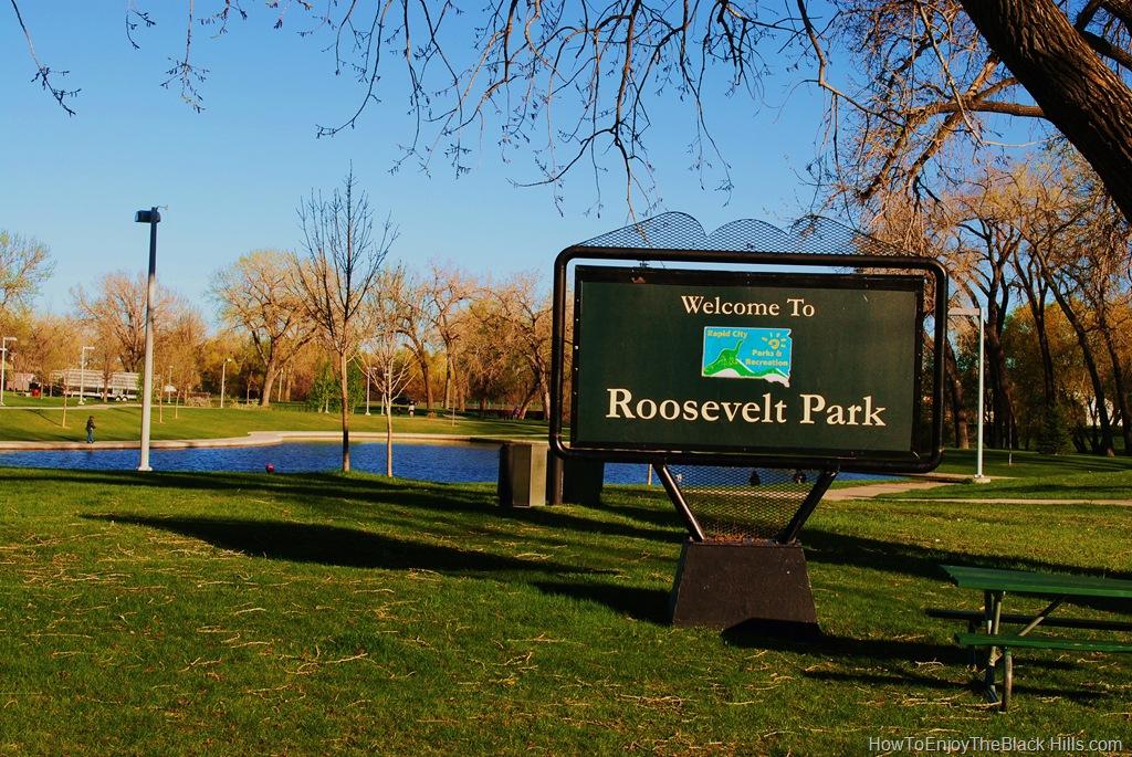 Roosevelt park rapid city sd for Garden hills pool hours