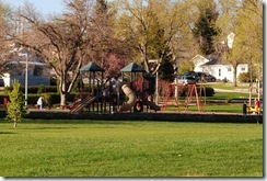 photo of playground roosevelt park rapid city sd