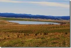 photo Bear Butte Lake near Sturgis SD