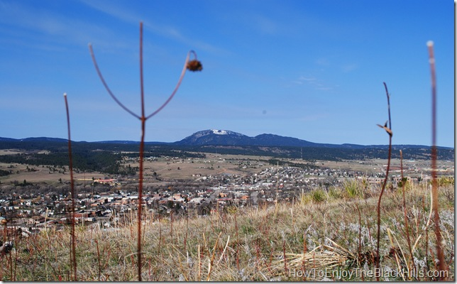 image of Crow Peak, Spearfish SD