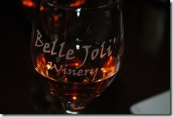 image Belle Joli's Mon Cherry Dessert Wine