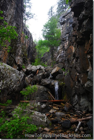 image eleventh hour gulch spearfish canyon