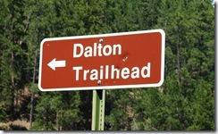 photo Dalton Trailhead Centennial Trail SD