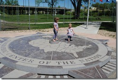 image Center of the Nation Monument, Belle Fourche, SD.