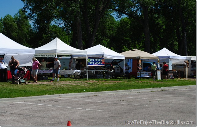 photo Rapid City South Dakota Farmers Market