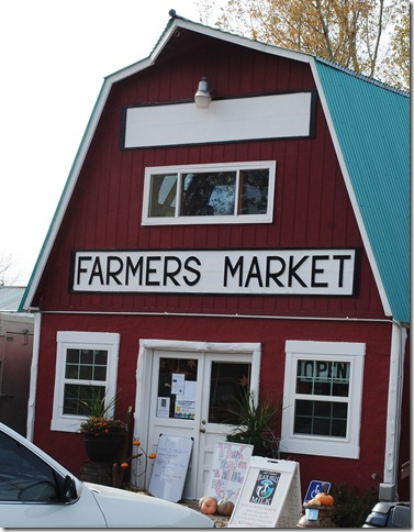 Red Barn Farmers Market in Spearfish SD