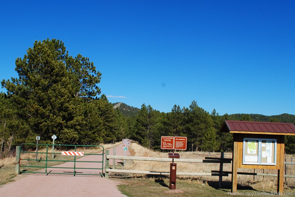 bison butte recreational trails how to get there