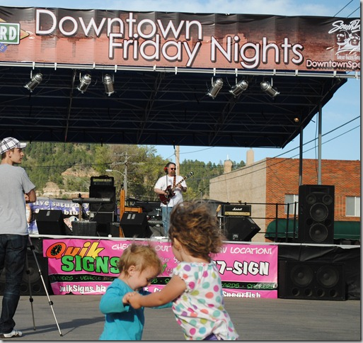 photo Spearfish Downtown Friday Nights
