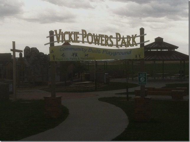 photo of Vickie Powers Park in Rapid City