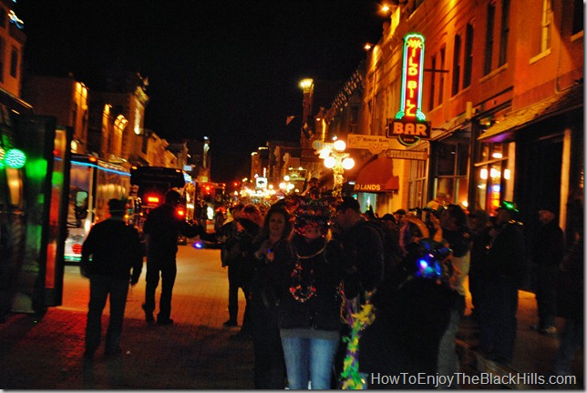 photo of Deadwood Mardi Gras