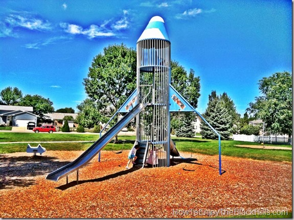 Rocket Park Spearfish South Dakota