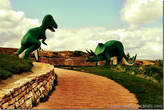 dinosaur hill rapid city